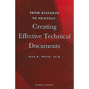 From Research to Printout - Creating Effective Technical Documents - 9