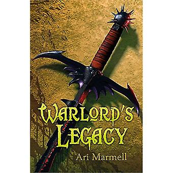 The Warlord's Legacy by Ari Marmell - 9781473228399 Book