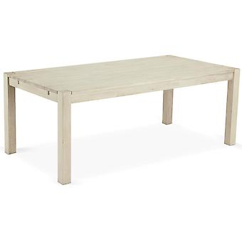 Ibbe Design Texas Dining Table 180x90, 180x90x75 cm