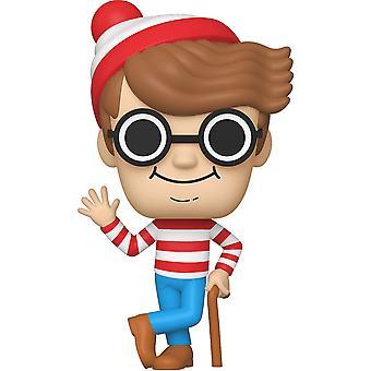 Where's Waldo Pop! Vinyl