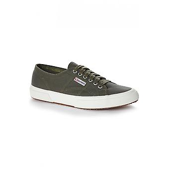 Superga 2750 Sherwood Green Canvas Trainers