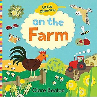 On the Farm by Clare Beaton - 9781912909063 Book
