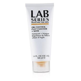 Lab Series Oil Control Clay Cleanser + Mask 100ml/3.4oz