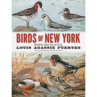 Birds of New York - Over 100 Plates by Louis Agassiz Fuertes - 9780486