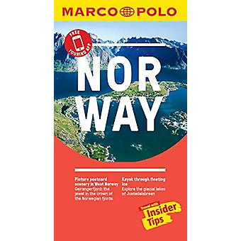 Norway Marco Polo Pocket Travel Guide - with pull out map by Marco Po