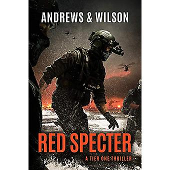 Red Specter by Brian Andrews - 9781542091527 Book