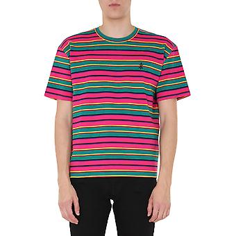Opening Ceremony S20tis221936912 Men's Multicolor Cotton T-shirt