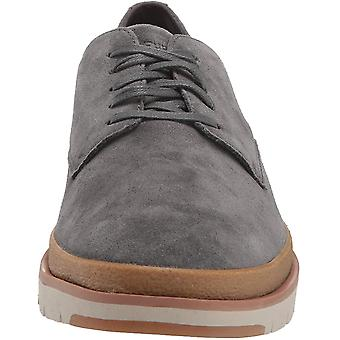 Hush Puppies Men's Shoes Caleb PT Oxford Fabric Lace Up Casual Oxfords
