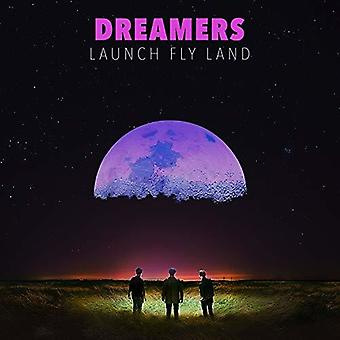 Launch Fly Land [CD] USA import