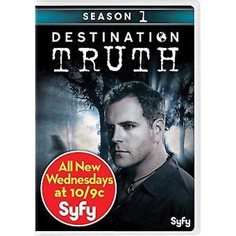 Verdad de destino: Temporada 1 [2 discos] importación de Estados Unidos [DVD]