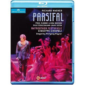 Parsifal [BLU-RAY] USA import