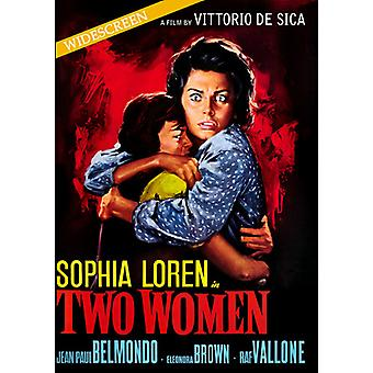 Two Women (1960) [DVD] USA import