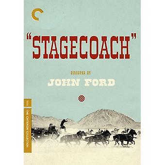 Stagecoach [DVD] USA import