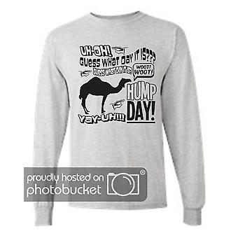 Men's Woot Woot! Guess What! Hump Day! Long Sleeve T-shirt