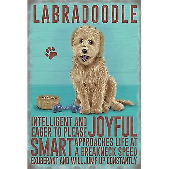 Labradoodle Sign