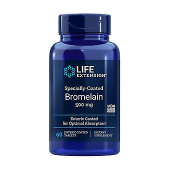Speciaal gecoate Bromelaïne 60 tabletten