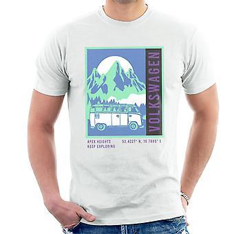 Volkswagen blijft Apex Heights Men's T-shirt verkennen
