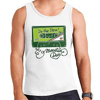 Mountain Dew Mix Tape Men's Vest