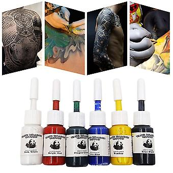 Professional Multi Colors Tattoo Ink Pigment Set Kituri - Beauty Makeup Vopsele