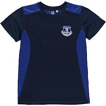 Source Lab Everton T-Shirt Junior Boys