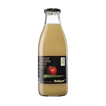 Apple Juice and Aloe Bio 200 ml