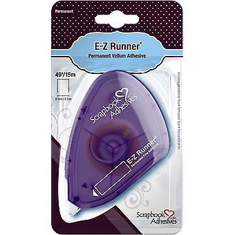 Scrapbook Adhesives E-Z Runner Permanent Vellum Adhesive Dispenser