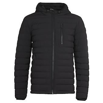 Moose Knuckles Black Crest Lightweight Jacket