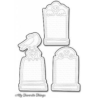 Mis cosas favoritas Die-Namics Grave Situation