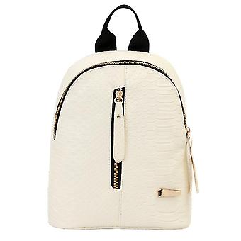 Leather backpacks for girls teenagers women