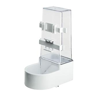 Ferplast Fpi 4518 Parrot Fountain White -11.6x (13.7x 21.2cm)