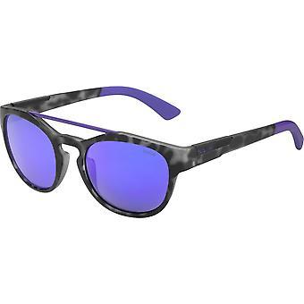 Bolle Lifestyle Boxton aurinkolasit - musta kilpikonna violetti tns violetti