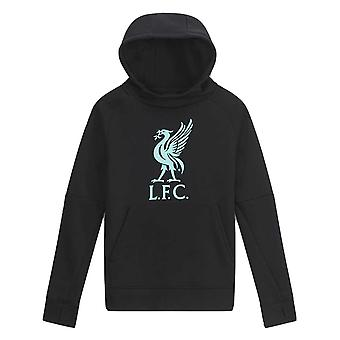 Liverpool Club Hoodie 2020-2021 (Zwart)