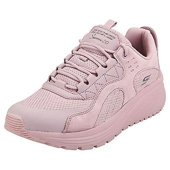 Skechers Boss Sparrow 2.0 Urban Sounds Womens Casual Trainers in Pink
