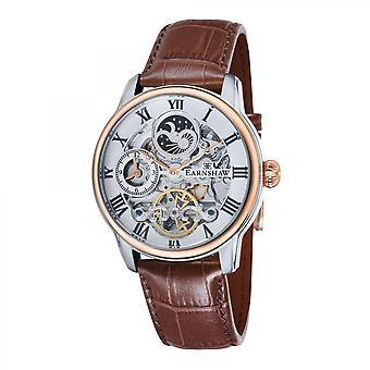 Earnshaw Longitude Watch ES-8006-03 Men's Watch
