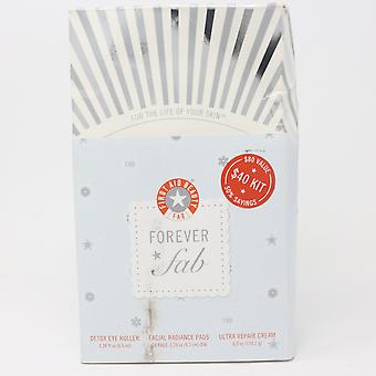 First Aid Beauty Forever Fab Skin Care Kit  / New With Box