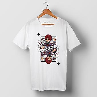 Singh van schoppen premium fit men's t-shirt