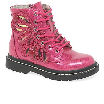 Lelli Kelly Butterfly Fairy Wings Girls Boots