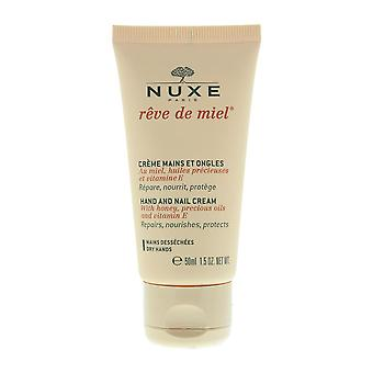 Nuxe Reve De Miel Hand- und Nagelcreme 30ml Trockene Hände