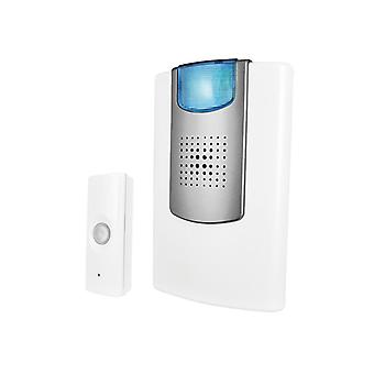 Uni-Com Premium Portable Flashing Door Chime 62097
