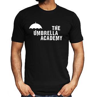 The Umbrella Academy Unisex Adult Logo T-Shirt
