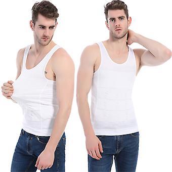 Men's Slim-fit Waist Belly Vest