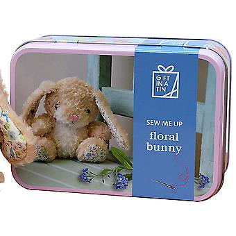 Floral Bunny Sew Me Up Sewing Kit - Luxury Gift Item