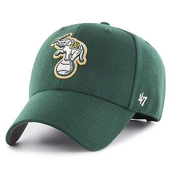 47 Brand Relaxed Fit Cap - MVP VINTAGE Oakland Athletics
