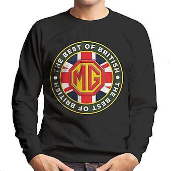 MG O melhor dos homens da herança motora britânica