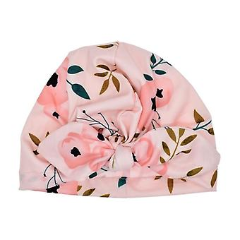 Kids Soft Turban Knot Hat - Spring Autumn Winter's Hats For Baby