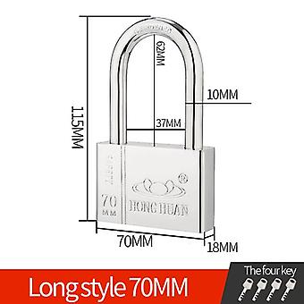 Anti-theft Padlock Cabinet Dormitory Small Student Bedroom Home