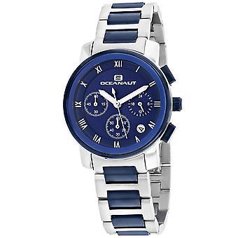 Oceanaut Women's Riviera Blue Dial Watch - OC0632