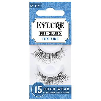 Eylure False Eyelashes - N°117 Texture