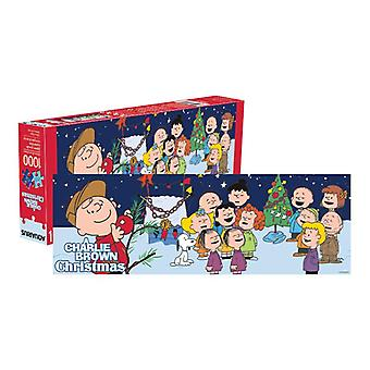 Charlie brown christmas 1,000 pc slim puzzle