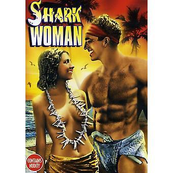 Haai vrouw [DVD] USA import